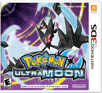 Pokémon Ultra Moon - 3DS/2DS
