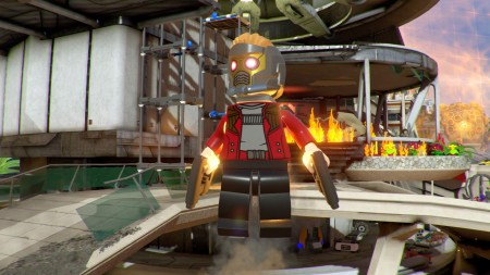 LEGO Marvel Super Heroes 2 - PS4  - foto principal 2