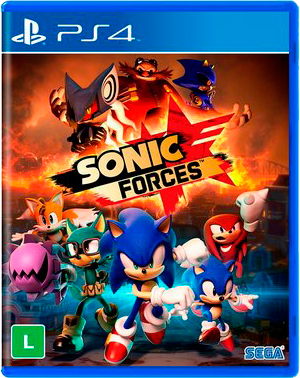 Sonic Forces  - PS4  - foto principal 1