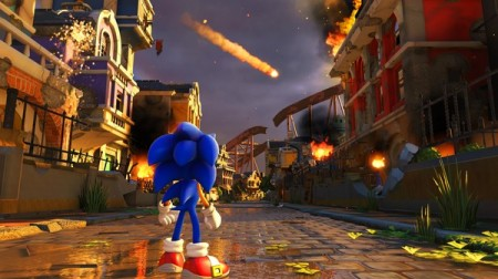 Sonic Forces  - PS4  - foto principal 2