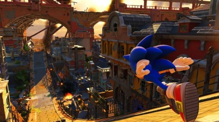 Sonic Forces  - PS4  - foto principal 10