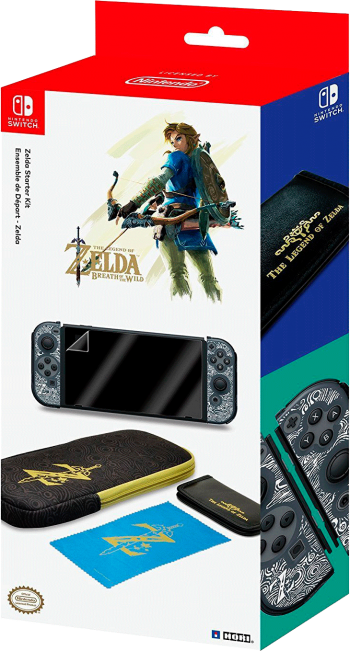 Zelda Starter Kit Nintendo Switch  - foto 6