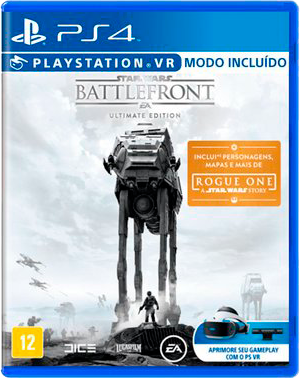 STAR WARS Battlefront Ultimate Edition - PS4  - foto principal 1