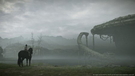Shadow of The Colossus - PS4  - foto principal 8