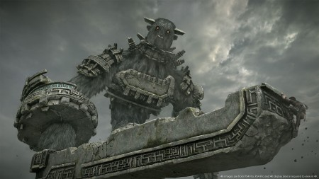 Shadow of The Colossus - PS4  - foto principal 10