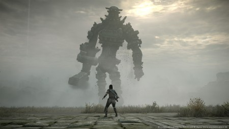 Shadow of The Colossus - PS4  - foto principal 6