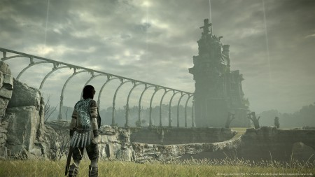 Shadow of The Colossus - PS4  - foto principal 4