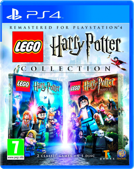 LEGO Harry Potter Collection 1-7 PS4  - foto principal 1