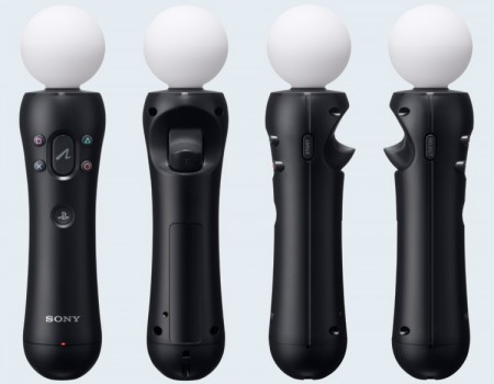 Kit 2 PS Move - PS4/PS-VR  - foto principal 4