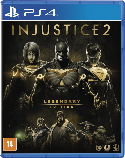 Injustice 2 Legendary Edition - PS4  - foto principal 1