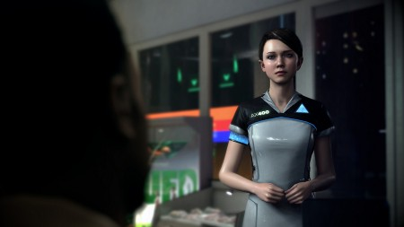 Detroit Become Human - PS4  - foto principal 7