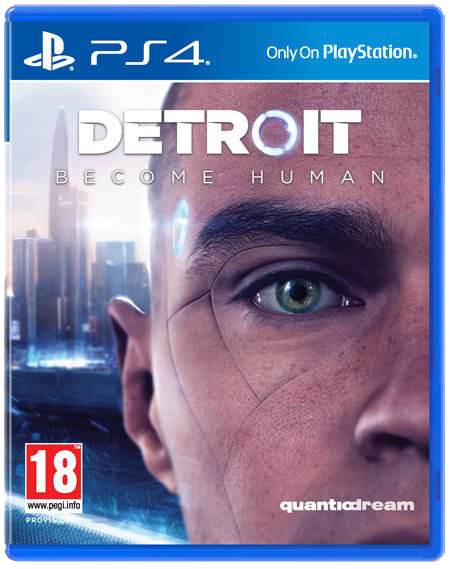 Detroit Become Human - PS4  - foto principal 1