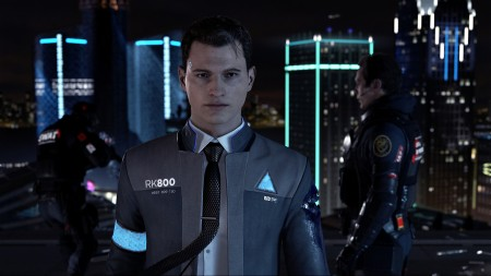 Detroit Become Human - PS4  - foto principal 6