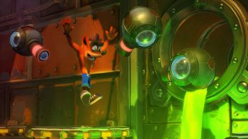 Crash Bandicoot N. Sane Trilogy -  Xbox One  - foto 10