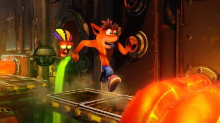 Crash Bandicoot N. Sane Trilogy -  Xbox One  - foto principal 5