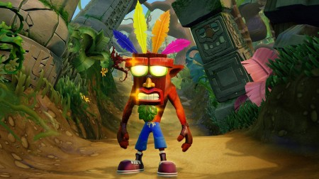 Crash Bandicoot N. Sane Trilogy -  Xbox One  - foto principal 10