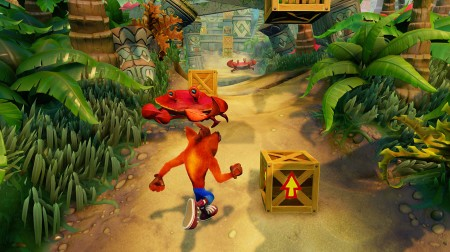 Crash Bandicoot N. Sane Trilogy -  Xbox One  - foto principal 9