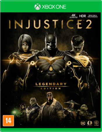 Injustice 2 Legendary Edition - Xbox One  - foto 10