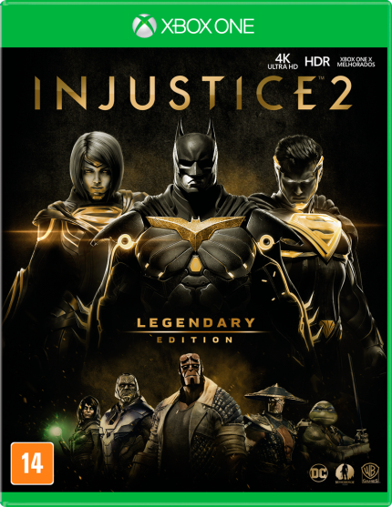 Injustice 2 Legendary Edition - Xbox One  - foto principal 1