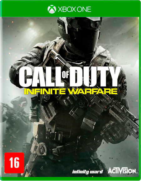 Call of Duty Infinite Warfare - Xox One  - foto principal 1