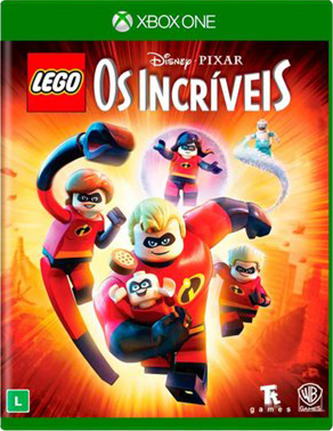 Lego Os incriveis 2 - Xbox One