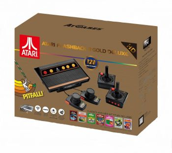 Atari Fashback 8 GOLD DELUXE