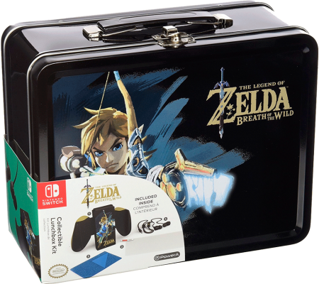 Lunchbox Kit Breath of the Wild Collectible Link's Bow Edition  - foto principal 1