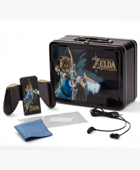 Lunchbox Kit Breath of the Wild Collectible Link's Bow Edition  - foto principal 2