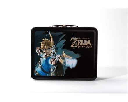 Lunchbox Kit Breath of the Wild Collectible Link's Bow Edition  - foto principal 5