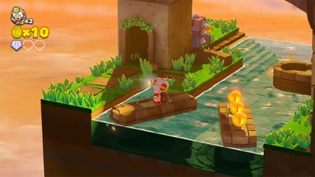 Captain Toad: Treasure Tracker - Switch  - foto principal 7