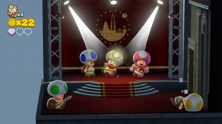 Captain Toad: Treasure Tracker - Switch  - foto principal 2
