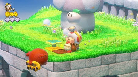 Captain Toad: Treasure Tracker - Switch  - foto principal 9