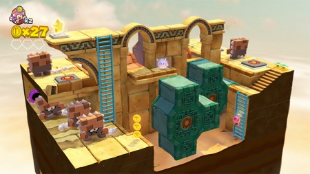 Captain Toad: Treasure Tracker - Switch  - foto principal 3