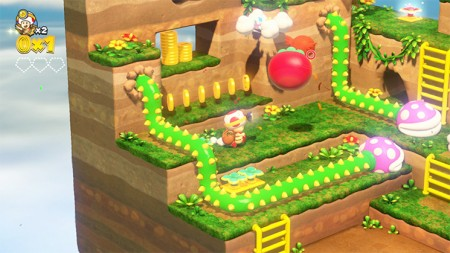 Captain Toad: Treasure Tracker - Switch  - foto principal 8