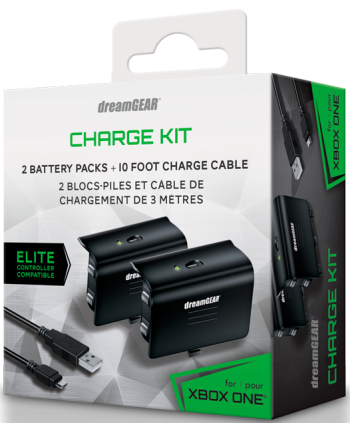 Charge Kit para Xbox One