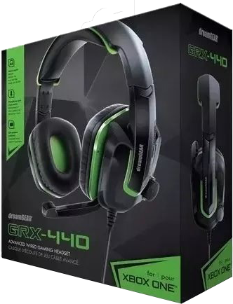 DreamGear Headset GRX-440 - Xbox One
