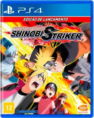 Naruto To Boruto Shinobi Striker - PS4  - foto principal 1