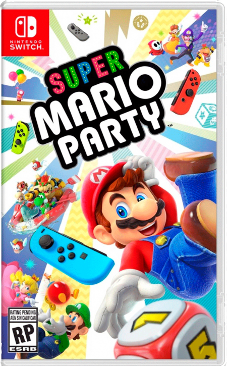 Super Mario Party - Switch  - foto principal 1