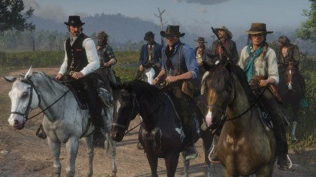 Red dead Redemption 2 - PS4  - foto principal 2