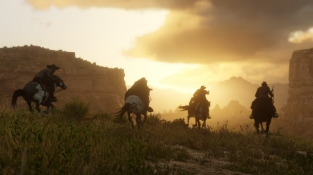 Red dead Redemption 2 - PS4  - foto principal 5