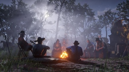 Red dead Redemption 2 - PS4  - foto principal 8