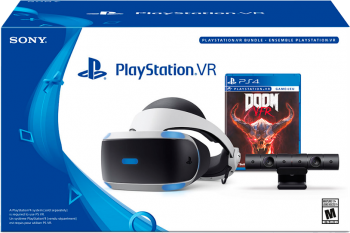 PlayStation®VR DOOM® VFR Bundle
