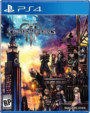 Kingdom Hearts 3 - PS4  - foto principal 1