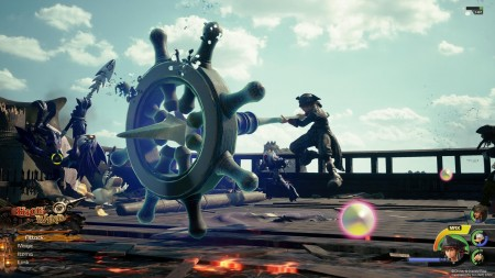 Kingdom Hearts 3 - PS4  - foto principal 7