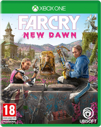FarCry New Dawn - Xbox One