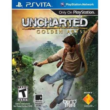 Uncharted Golden Abyss PS Vita  - foto 1