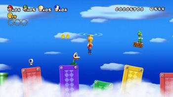 New Super Mario Bros WiiU  - foto 5
