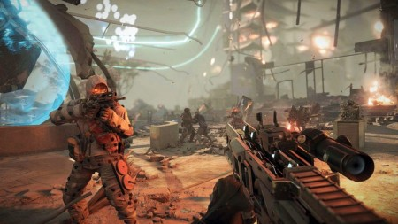 Killzone Shadow Fall PS4  - foto principal 4