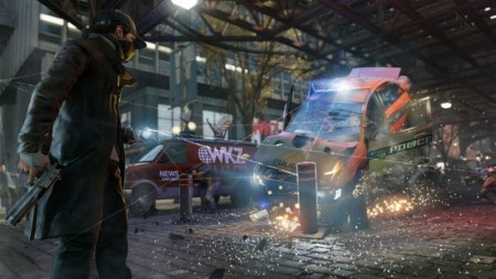 Watch Dogs PS4  - foto principal 2