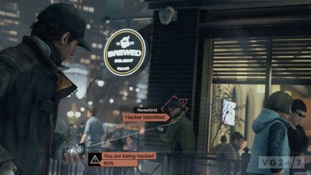 Watch Dogs PS4  - foto principal 3